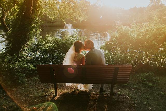 Rocznice ślubu – nazwy i znaczenie