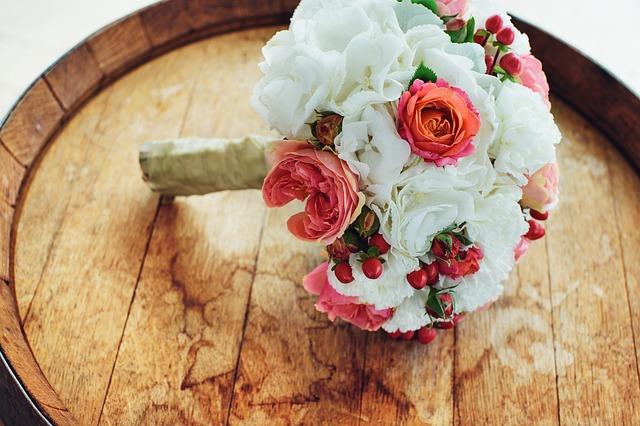Wiążanka ślubna